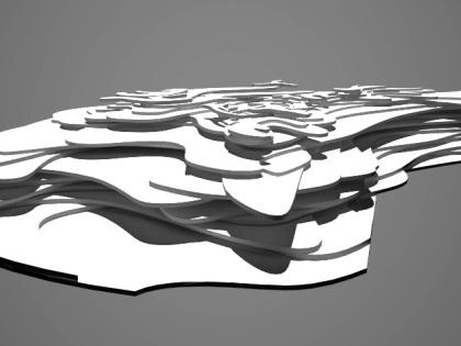 Abstract CanalLayering