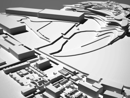 Integrating Canal into Site ModelSpace
