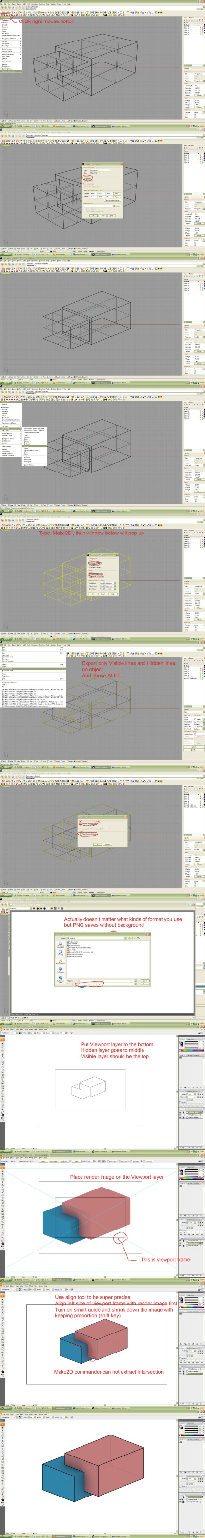 render-with-vector-line